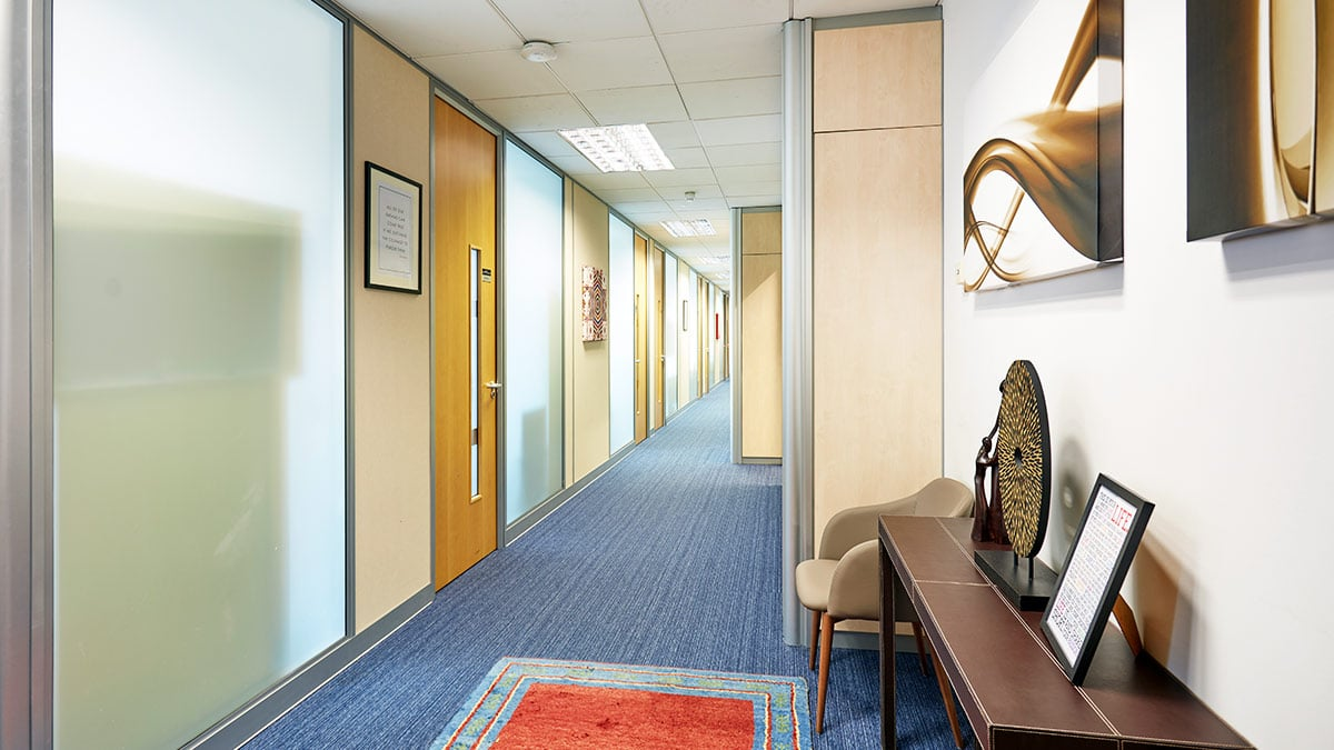 Luxury Serviced Offices & Meeting Rooms